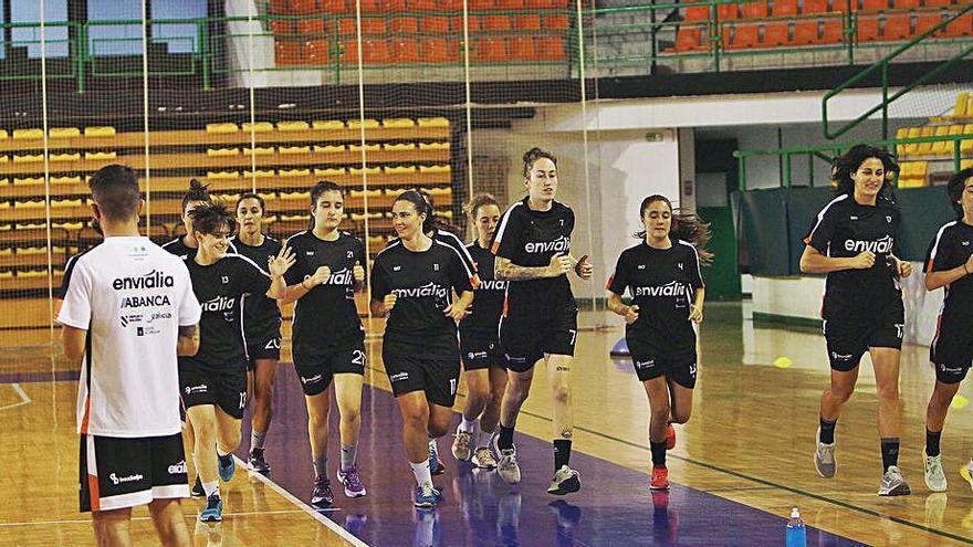 Primeras carreras para el Ourense Envialia