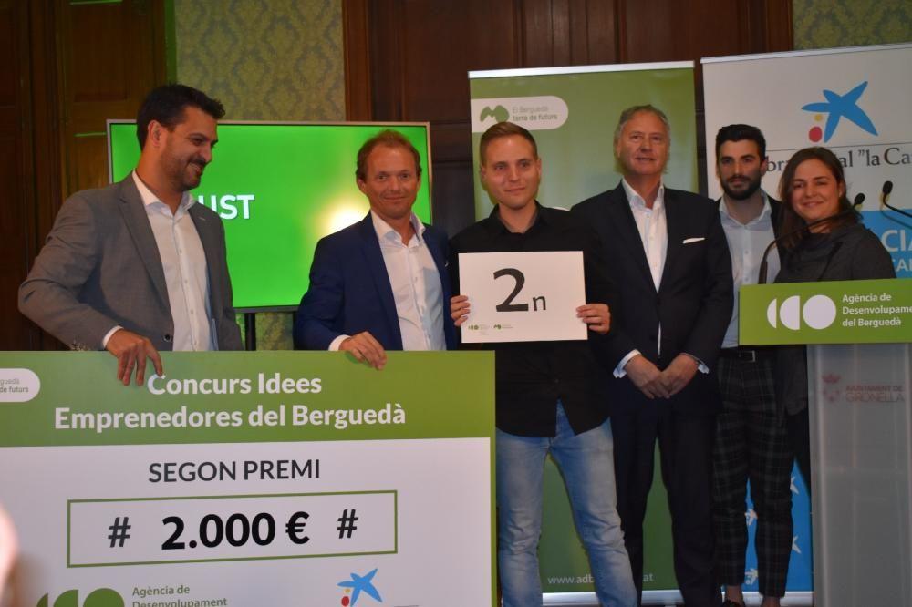 Vuitena edició del Concurs d'Idees Emprenedores de