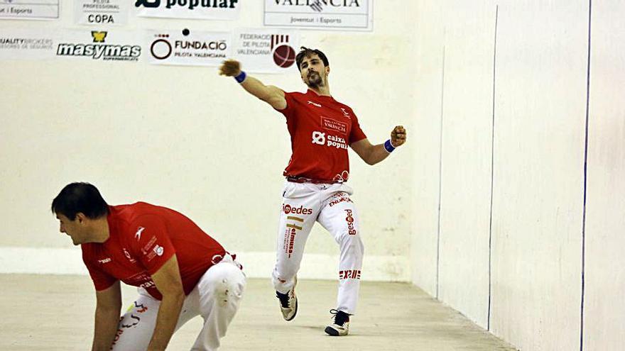 Puchol II i Marrahí, finalistes de la Copa