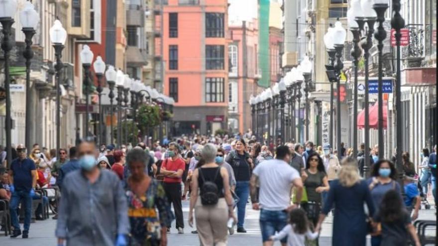 Canarias pierde 840 millones en  plena crisis por un mal cálculo del PIB