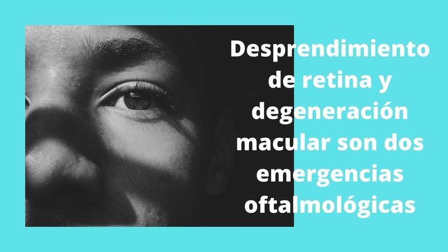 Problemas de retina más comunes