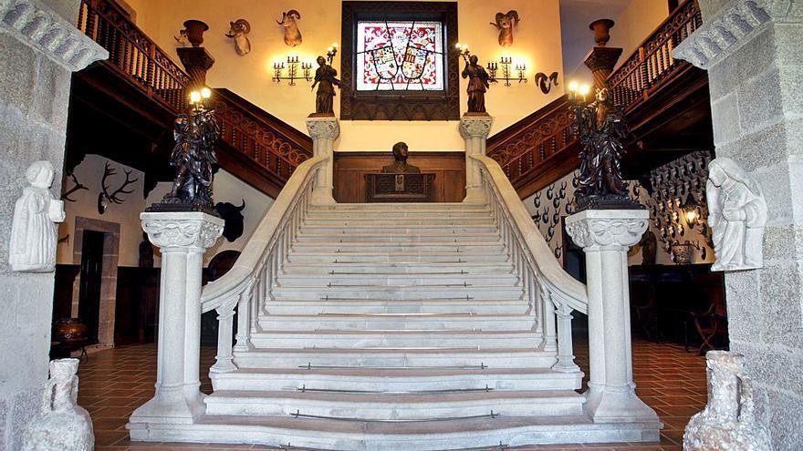 El Estado confirma el recurso contra la retirada de bienes de Meirás
