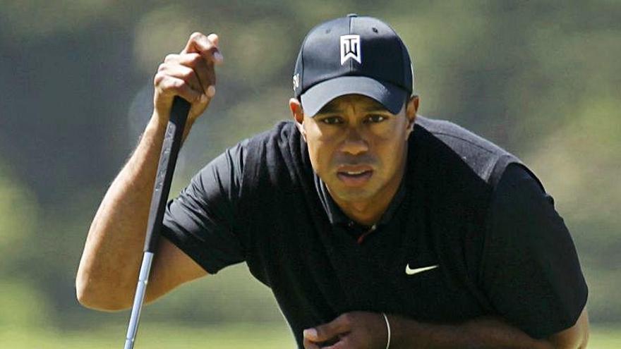 """Tiger Woods: """"Correr destruyó mi cuerpo y mis rodillas"""""""