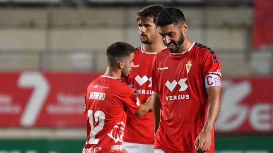 El Real Murcia no estará en la Copa del Rey 21 años después