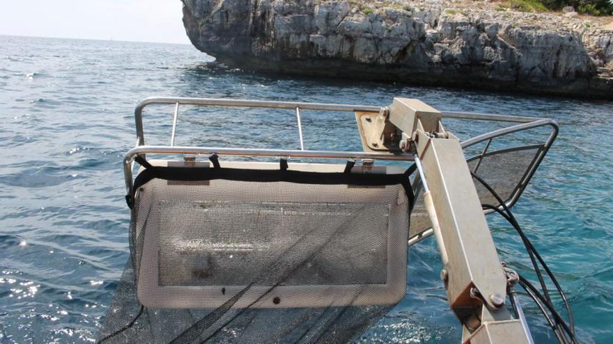 Müllboote fischen diesen Sommer 34 Tonnen Abfall vor der Küste von Mallorca