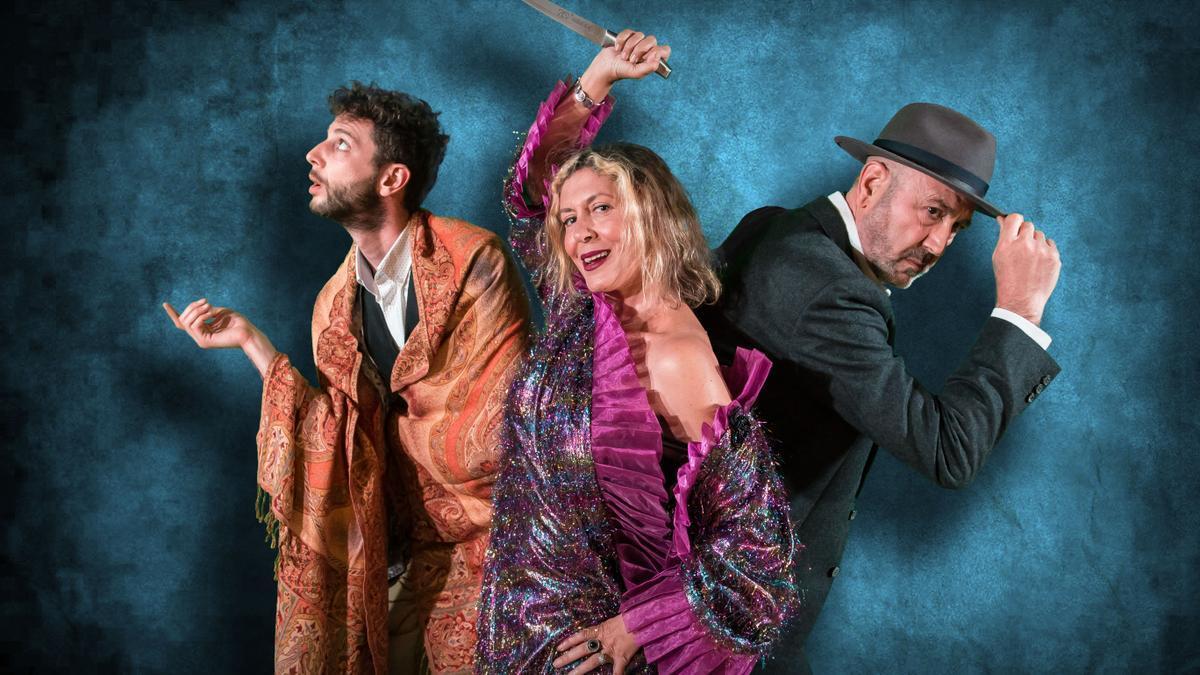 'Muerto en el acto', una comedia clásica de suspense protagonizada por Marisol Membrillo y Juan Carlos Villanueva.
