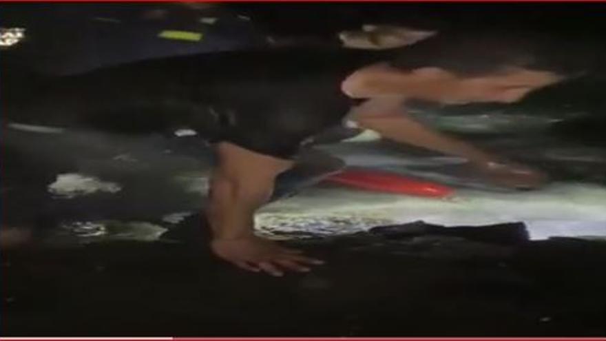 Vídeos/ Cuatro migrantes mueren ahogados en Lanzarote y otros 27 salvan la vida