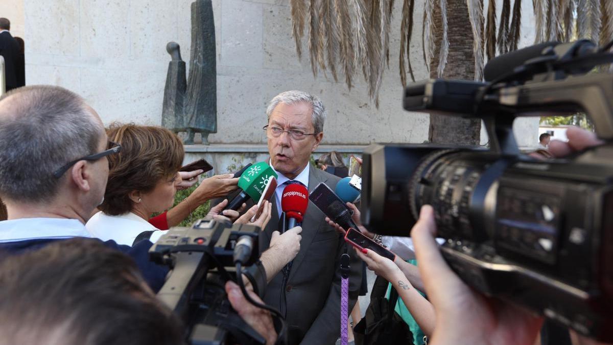La Junta exige una respuesta común de España y la UE ante la subida de aranceles de EEUU