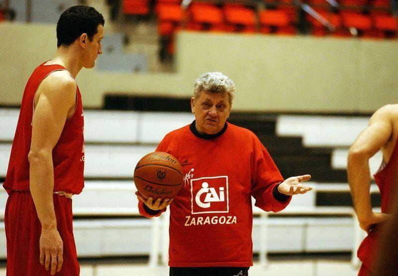 Ranko Zeravica, mito del baloncesto