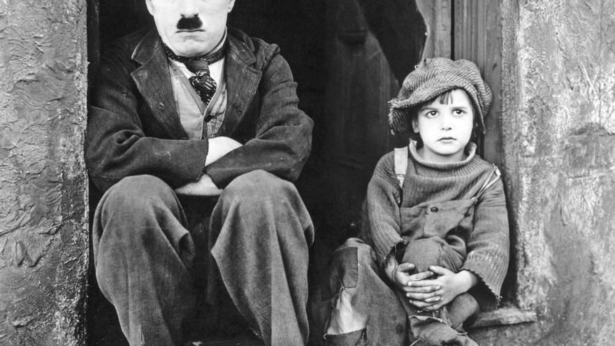 100 años de 'El chico': La pantomima y el llanto