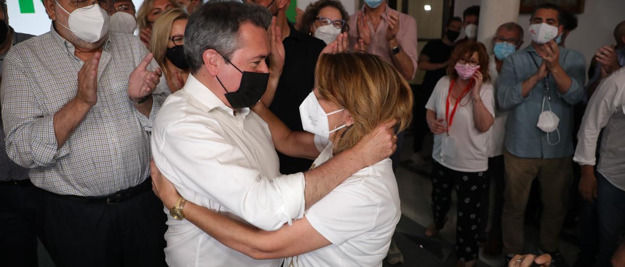 Juan Espadas gana la  primarias en el PSOE de Andalucía