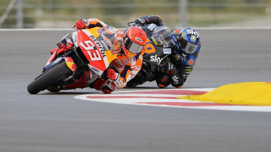 Sigue en directo la carrera en el circuito de Portimao de MotoGP 2021