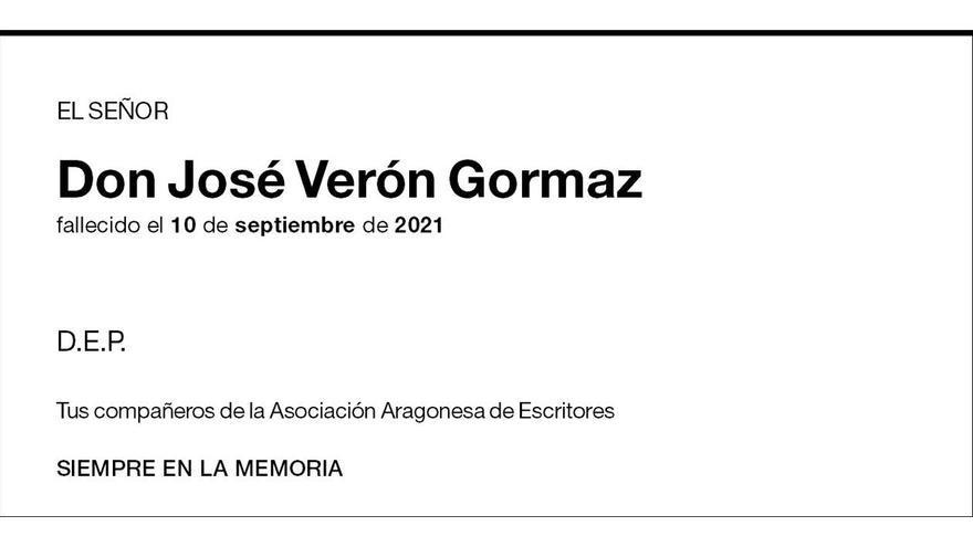 José Verón Gormaz
