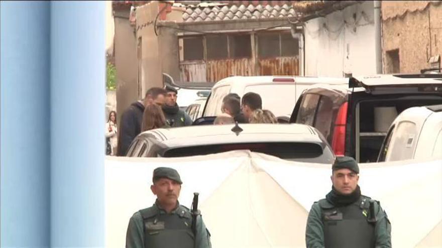 Hallan restos de tejido de Marta Calvo en la casa del descuartizador en Manuel