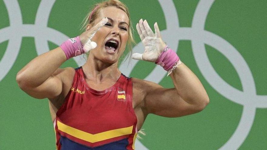 Lidia Valentín aspira a tres medallas olímpicas