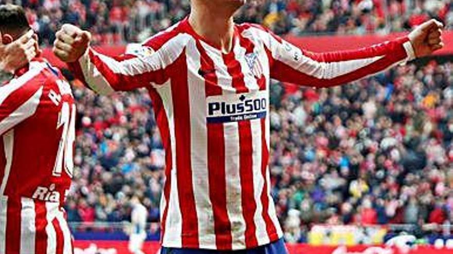 L'Espanyol surt del Wanda sense premi tot i avançar-se 0-1