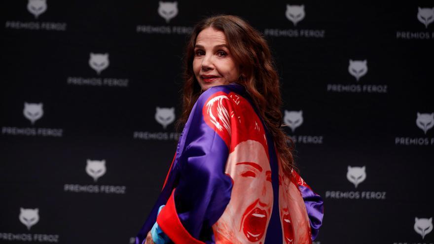 Victoria Abril pone a los Feroz contra las cuerdas: no hará la alfombra roja