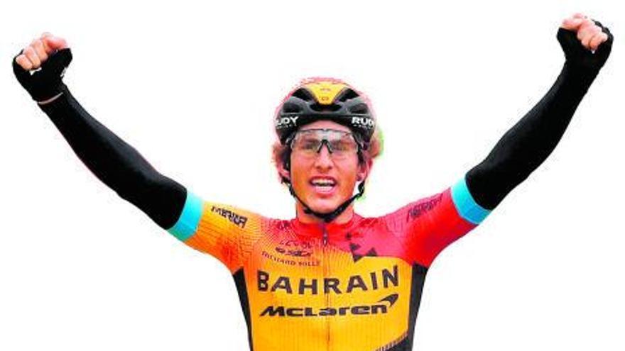"""""""No hay nada mejor que cumplir con Movistar el sueño de ganar la París-Roubaix"""""""