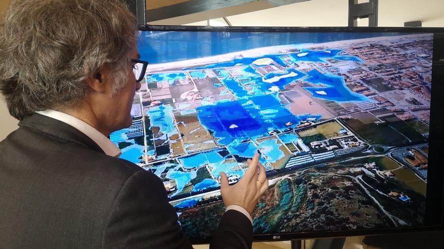 Hidraqua digitaliza los terrenos para prevenir las inundaciones ante una gota fría