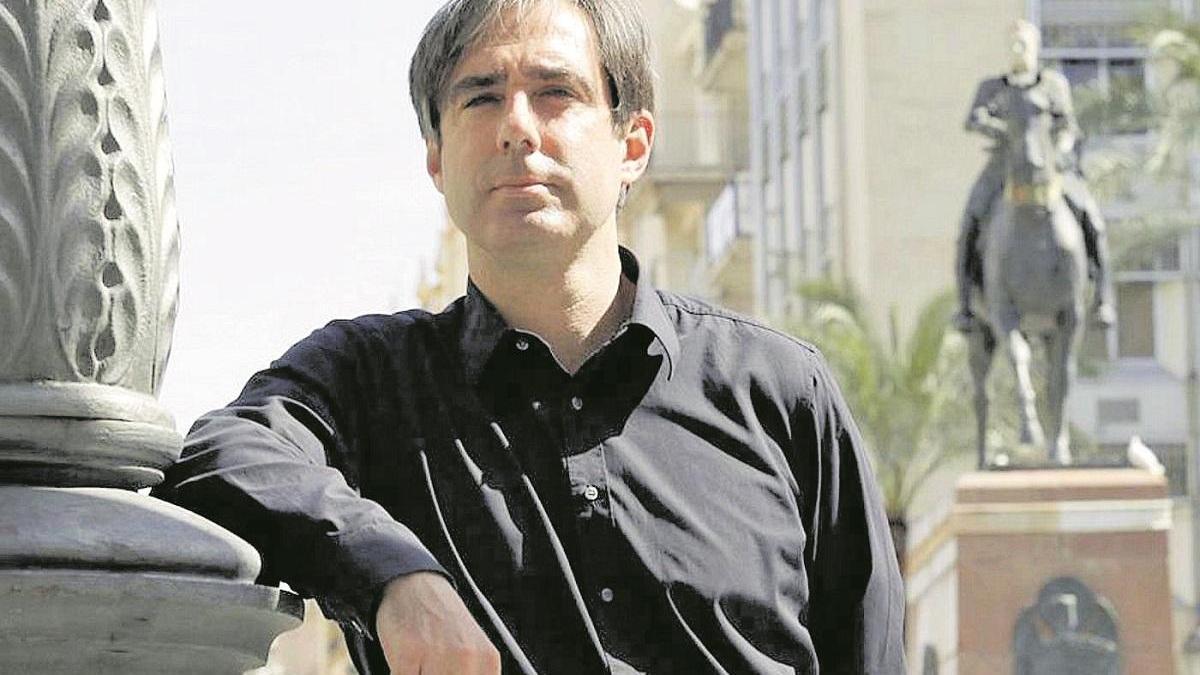 """Carlos Domínguez-Nieto: """"En la Orquesta de Córdoba, la pandemia ha favorecido la creación y los nuevos proyectos"""""""