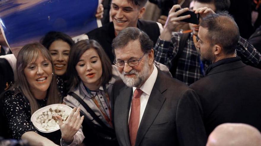 """Rajoy ensalza las ciudades patrimonio como ejemplo de """"la gran nación que es España"""""""