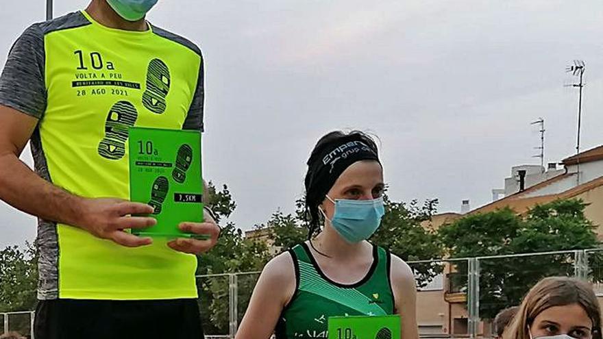 El atletismo vuelve a  las calles de Benifairó