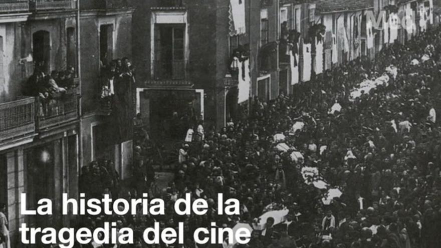 100 años de la tragedia del cine La Paz en Castellón
