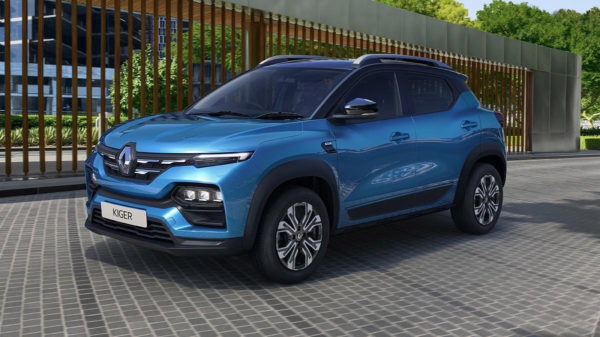 Renault busca conquistar la India con el SUV Kiger