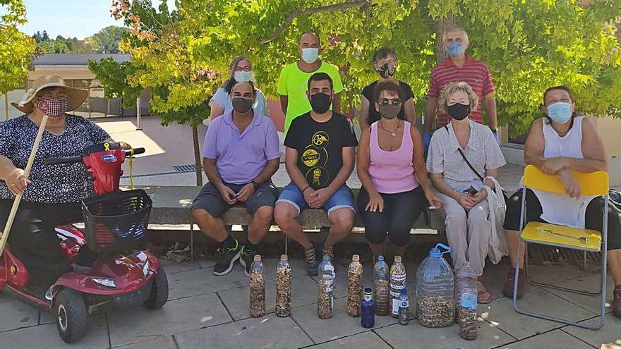 La Burillada aconsegueix recollir unes 8.000 burilles a Sant Joan de Vilatorrada