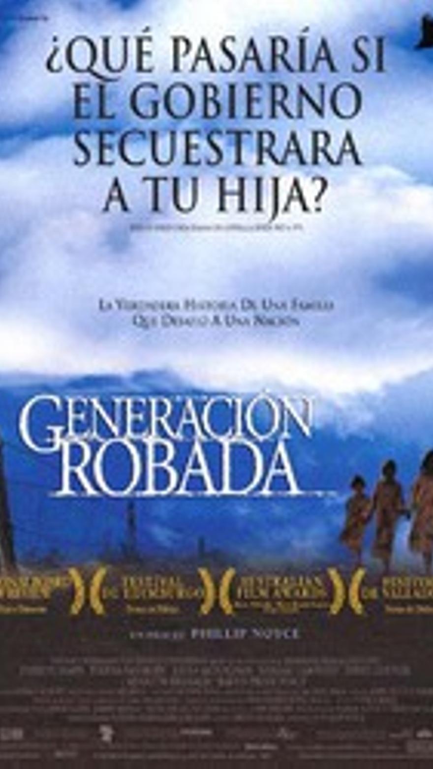 Generación robada