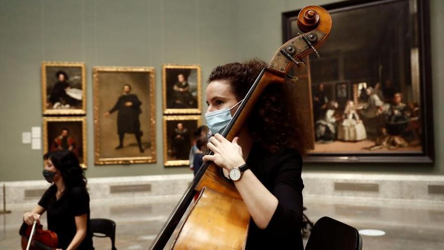El triángulo del arte en Madrid se reencuentra con sus visitantes