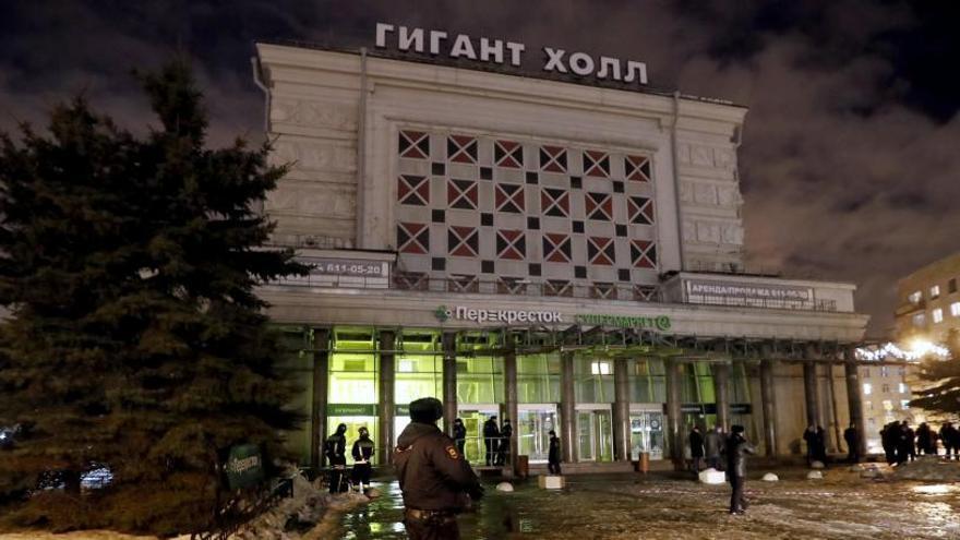 Detenido el autor del atentado terrorista en San Petersburgo