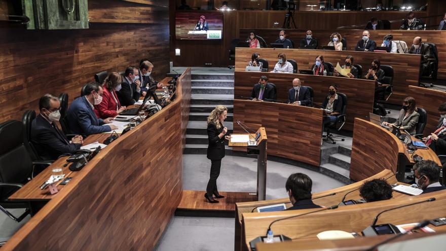 Los grupos responden a Barbón en la segunda sesión del debate de orientación política