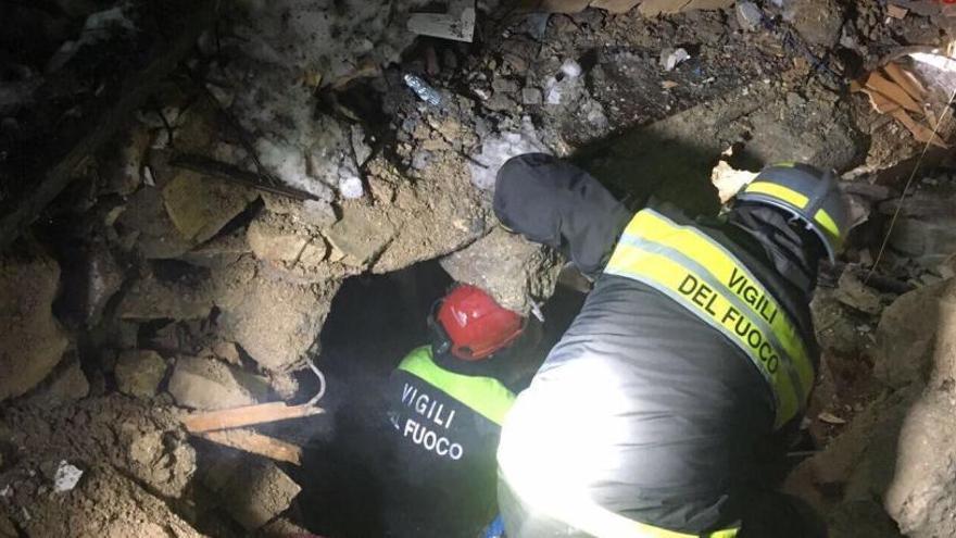 Ascienden a 24 los muertos en el hotel sepultado en Italia