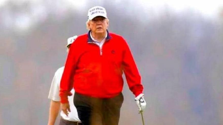 El golf también le da la espalda a Trump