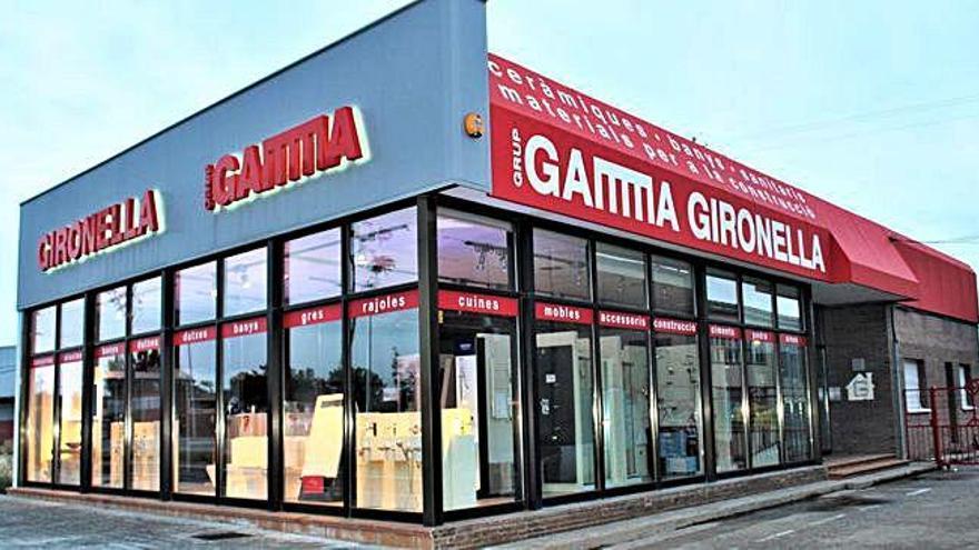 Tots els materials per al vostre habitatge a Gironella Grup Gamma a Vilatenim i Roses