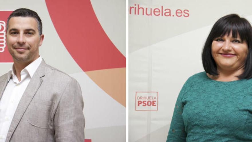 Dos concejales del PSOE de Orihuela se pasan al Grupo Mixto