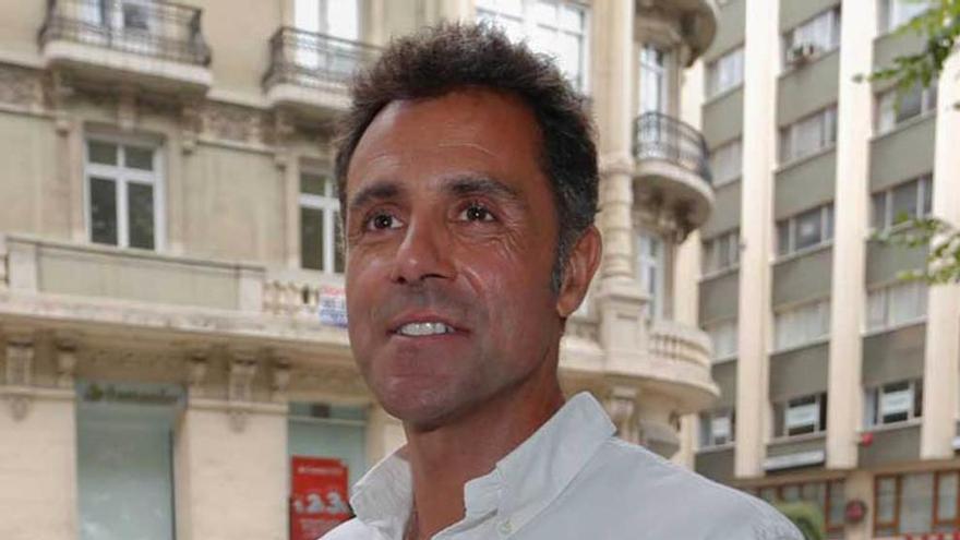 La medalla que se merece el luanquín Miguel García