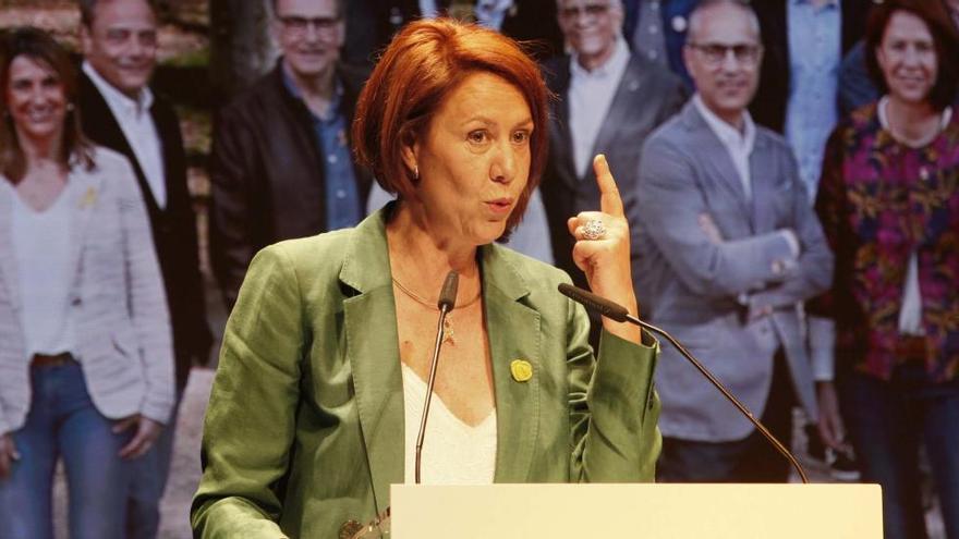 Madrenas, sobre la constitució de l'ajuntament: «Les coses no es fan a cop de declaracions»