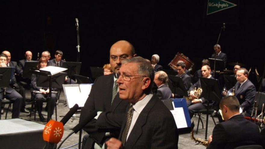 Fallece el compositor de marchas procesionales Eloy García López