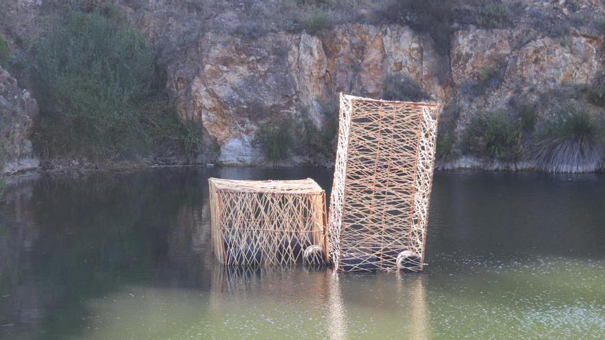 Les pedreres i terreres són el fil conductor de la 3a edició d'Art&Gavarres