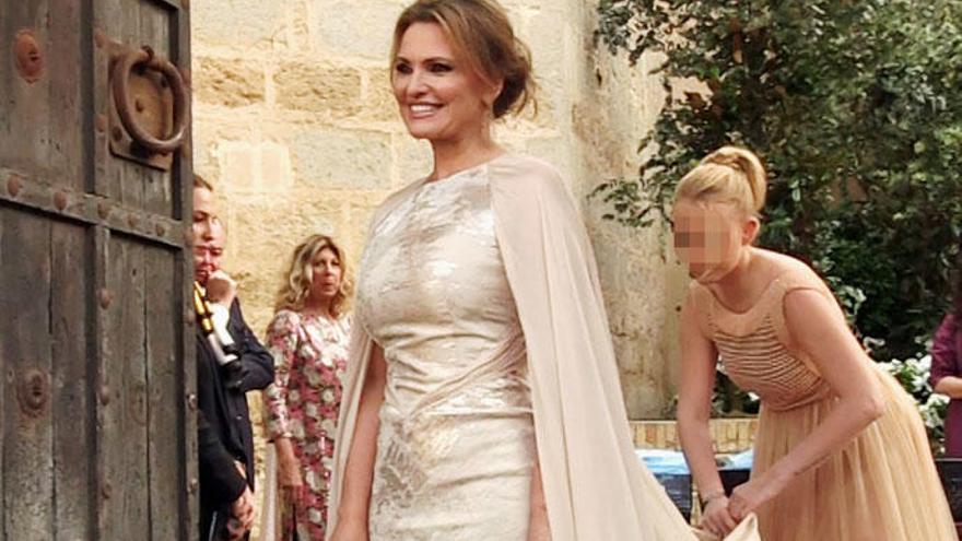 Todos los detalles de la boda de Ainhoa Arteta y Matías Urrea