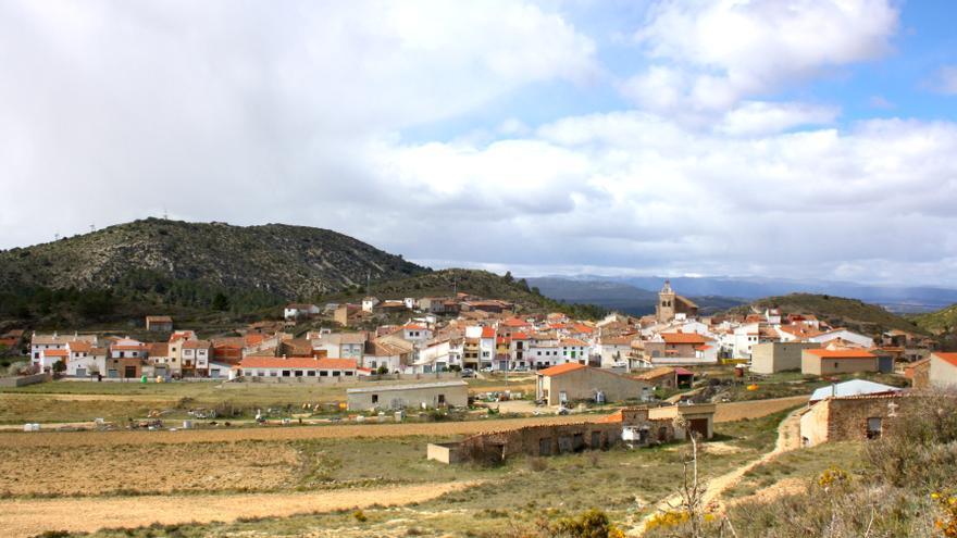 Pina de Montalgrao: encuentro de cuencas fluviales
