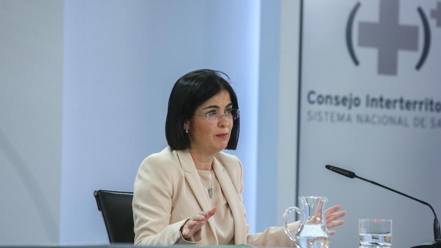 Sanidad aplaza el anuncio de las restricciones en Semana Santa hasta el próximo Consejo Interterritorial