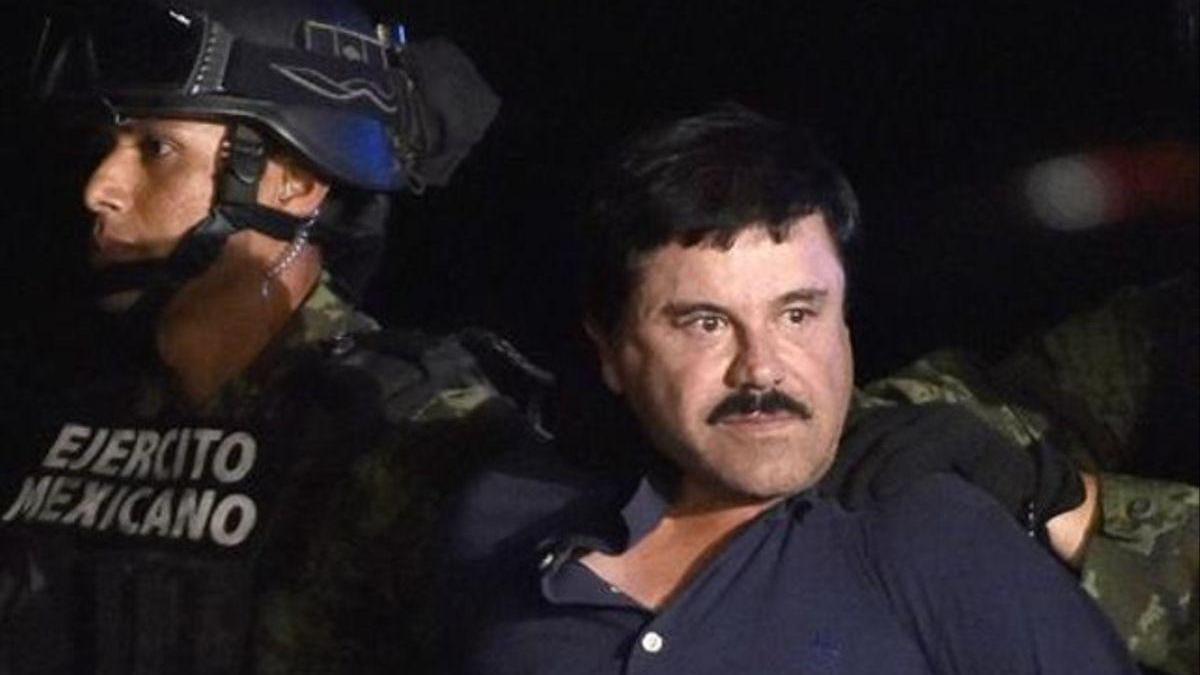 EEUU detiene a la mujer de 'El Chapo' acusada de narcotráfico