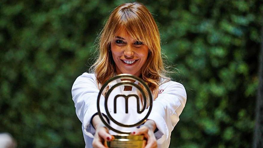 """Raquel Meroño, tras ganar 'MasterChef': """"¡Qué pena haber entrado tan tarde en la cocina!"""""""