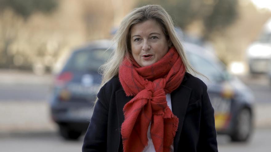 El fiscal pide 12 años de cárcel para Negrete por extorsionar a dos bancos