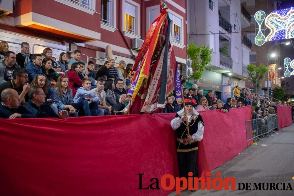 Desfile día 4 de mayo en Caravaca (salida Bando Mo