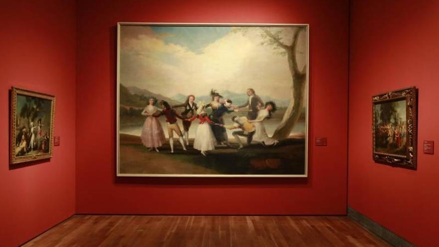 Visitando museos: El Prado