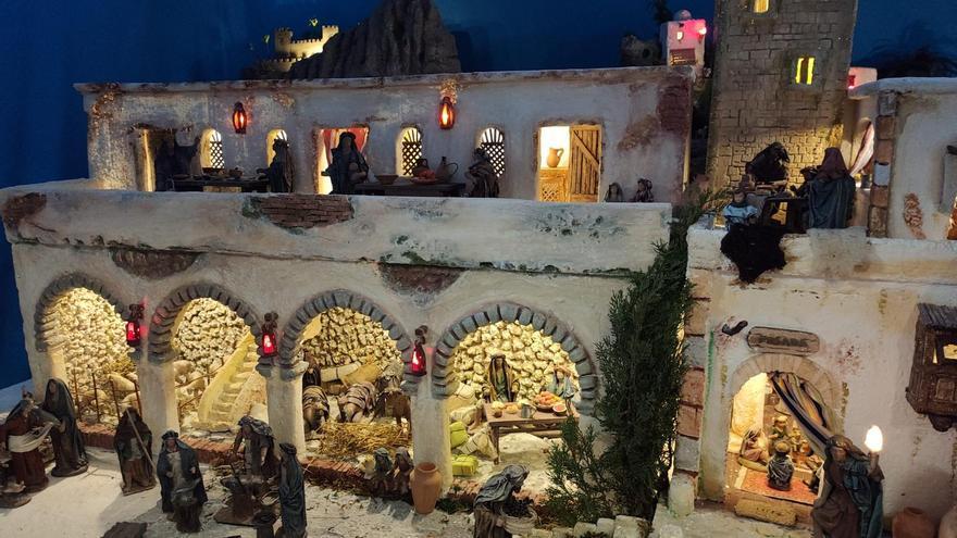 El Belén de El Campello será un gran diorama con espectáculo de luces
